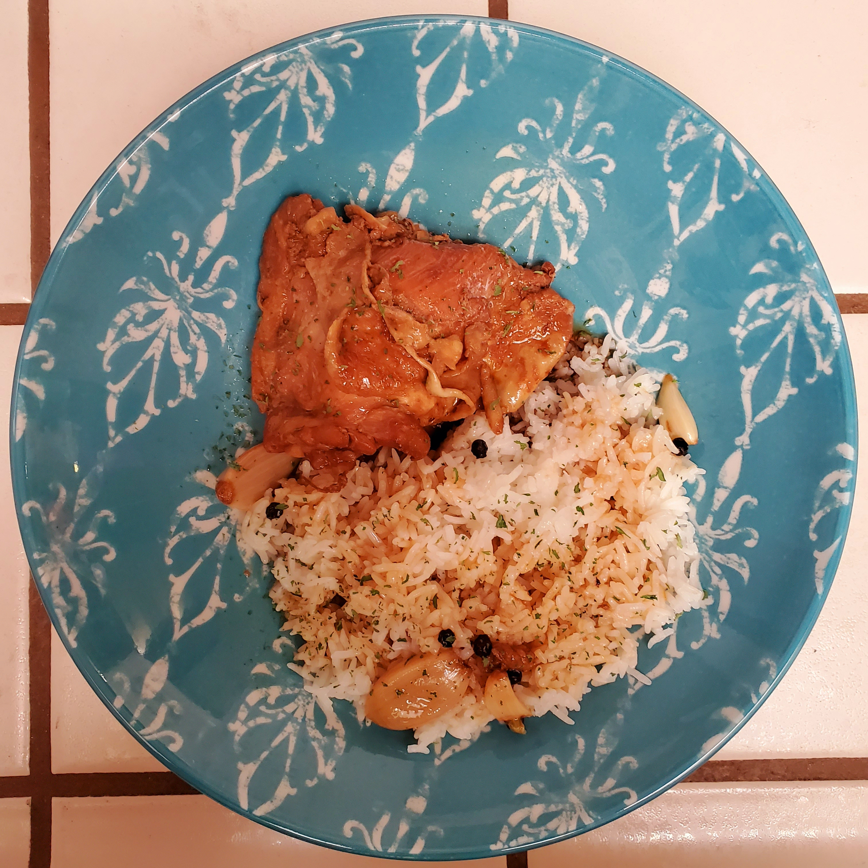 Instant Pot Filipino-Inspired Chicken Adobo